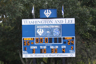 WashingtonandLeeFootball